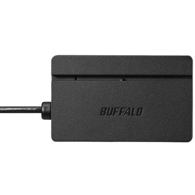 iBUFFALO マルチカードリーダー/ライター BSCR100U2BK