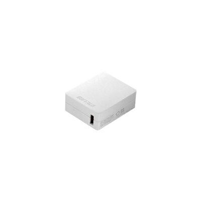 iBUFFALO USB電源アダプタ APS2.4A 1ポート BSMPA2418P1WH