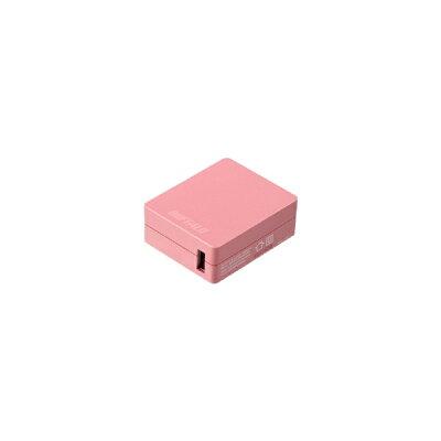 iBUFFALO USB充電器 BSMPA2418P1PK