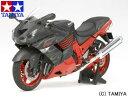 1/12 カワサキ ZX-14 メタリック フラット スパーク ブラック 完成品 タミヤ T 1/12 Kawasaki ZX-14 21085