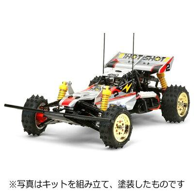 1/10 電動RC組立キット スーパーホットショット タミヤ T58517