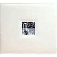 万丈 メガアルバム1200 ATSUIOMOI WHITE AO-1200WH(1コ入)