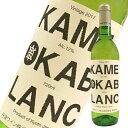 丹波ワイン KAMEOKA BLANC 白 720ml