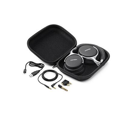 デノン ノイズキャンセリング Bluetoothワイヤレスヘッドホン ヘッドホン GLOBE CRUISER AH-GC20