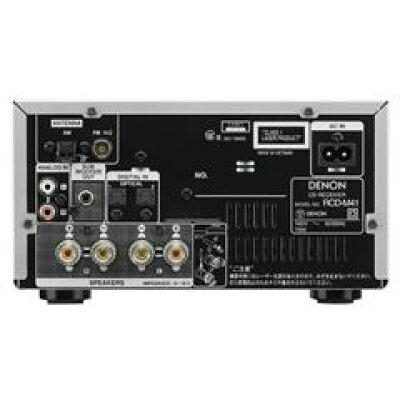 デノン ディスクリートパワーアンプ CDレシーバー RCD-M41-SP
