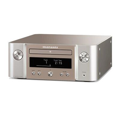 マランツ ネットワークCDレシーバー M-CR612 シルバーゴールド