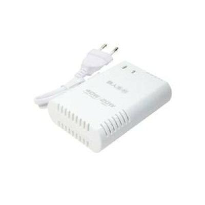 ミヨシ 220V-240V、250V地域対応型 最大40W USBポート搭載 変圧器 MBT-2340U/2