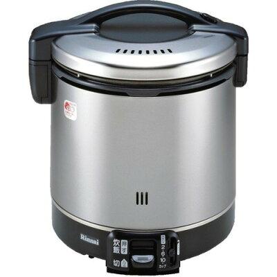 リンナイ ガス炊飯器 11合 都市ガス ブラック RR-100GS-C 13A(1台)