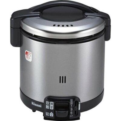 リンナイ ガス炊飯器 5.5合 都市ガス ブラック RR-055GS-D 13A(1台)