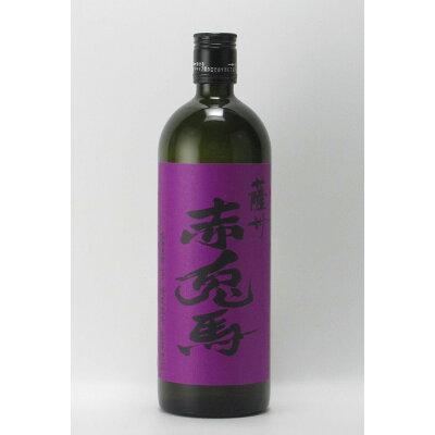 薩州 乙類25°紫の赤兎馬 芋 720ml