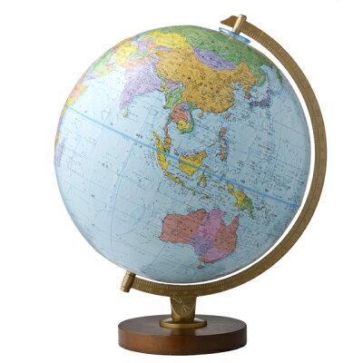 沖縄 リプルーグル 地球儀 エンデバー型 the endeavor 球径  英語版 12''world nation series 30503
