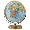 沖縄リプルーグル 地球儀 チャレンジャー型The Challenger 球径30cm 英語版 12''WORLD NATION SERIES 30802