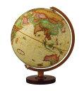 リプルーグル 地球儀 パノラマ アンティーク型 the panorama antique 球径  英語版 12''illumination series 83500