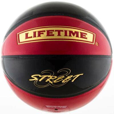 ライフタイム LIFETIME バスケットボール 7号 SBB-ST BK×RD
