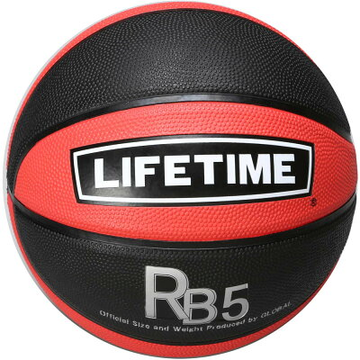 LIFETIME ライフタイム バスケットボール6号球 SBBRB6 RBK R/BK