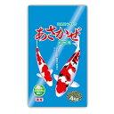 日本配合肥料 あさかぜ成鯉用 4kg