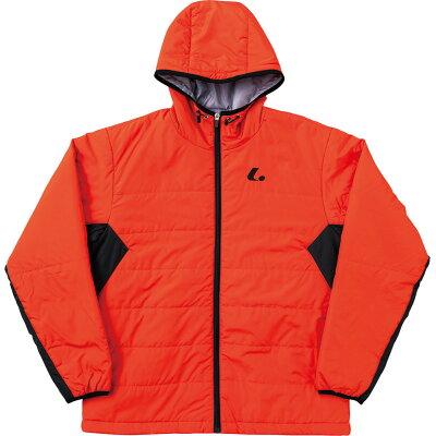 LUCENT 男女兼用 テニスウェア パデッドジャケット オレンジ ユニセックス XLW3122 XLW3122 オレンジ L