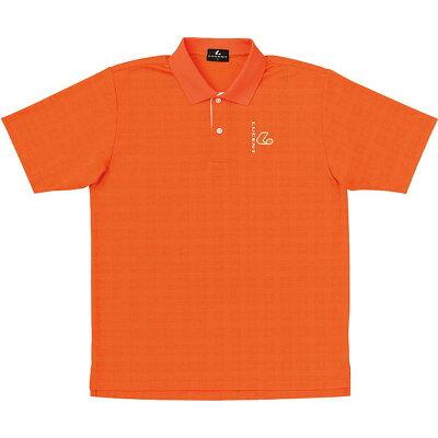 ルーセント LUCENT メンズ レディース テニス ゲームシャツ オレンジ XLP8472 OR ユニセックス