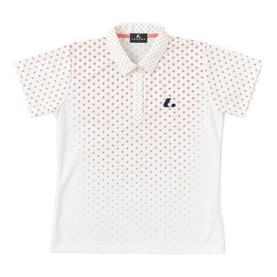 LUCENT_ゲームシャツ_W_LPI XLP4901 色 : ライトピンク サイズ : XO