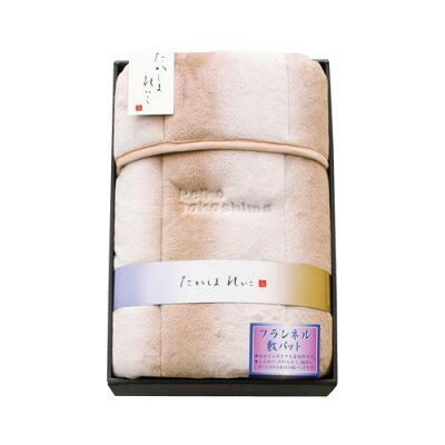 フランネルオーロラ敷パット TROP-502 ベージュ