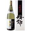 梅錦 大吟醸 辛口 1.8L