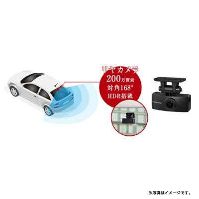 コムテック ドライブレコーダー HDR360GW