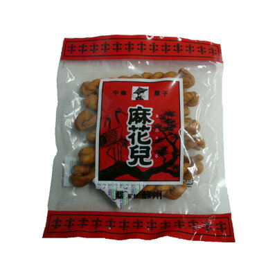 林製菓 麻花兒 150g