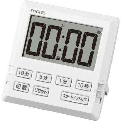 ノア精密 MAGタイマー ベンガ君 TM-604 WH(1個)