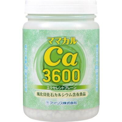 ママカル1500万年 カルシウム3600 エクセレントプレーン(3600粒)