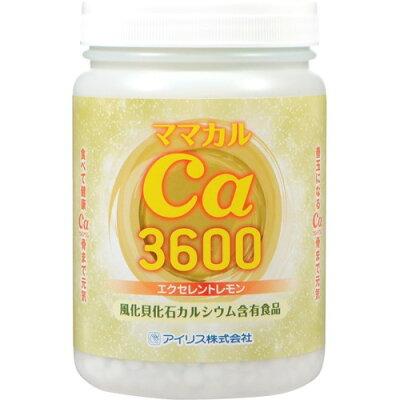 ママカル1500万年 カルシウム3600 エクセレントレモン(3600粒)