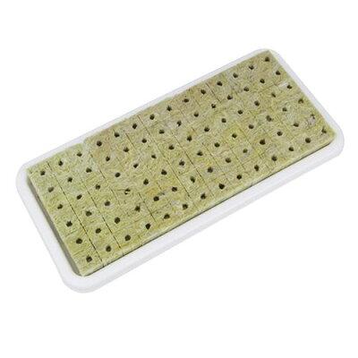 大和プラスチック ロックウール栽培マット 84ピース
