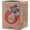 モクケン 工業用洗剤 ユーゲルDX 6kg