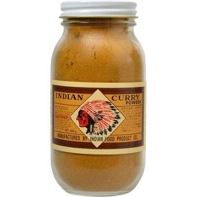 インデアン食品 純カレー INDIAN CURRY POWDER(400g)