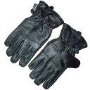 リード工業 防寒対策品 J-37 山羊革 防寒 ウインター グローブ ブラック フリーサイズ
