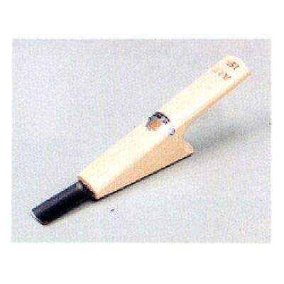 三木章刃物本舗 彫刻刀 小鳥型 ブラック12mm 浅丸型