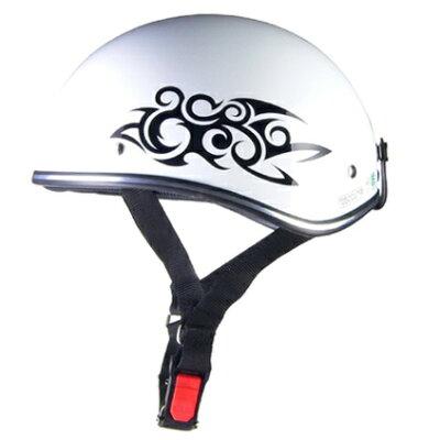 LEAD工業 リード工業 半帽タイプヘルメット D'LOOSE D-356 ハーフヘルメット