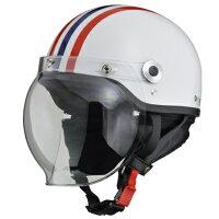 LEAD工業 リード工業 半帽タイプヘルメット CROSS CR-760 ハーフヘルメット
