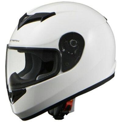 LEAD リード工業 STRAX SF-12 フルフェイスヘルメット ホワイト LLサイズ SF-12-WH-LL C-keyword