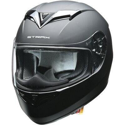 LEAD リード工業 STRAX SF-12 フルフェイスヘルメット マットブラック LLサイズ SF-12-MB-LL C-keyword