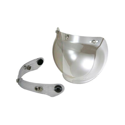 LEAD工業 リード工業 シールド・バイザー バブル&フリップアップベースセット PZ-010A