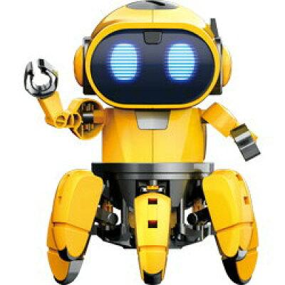 エレキット ロボット工作キット フォロ 赤外線レーダー搭載 歩行ロボット mr-9107