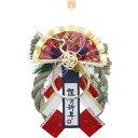 正月飾り リース飾り 神楽 NR-184