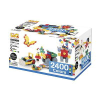 LaQ ラキュー ベーシック 2400 カラーズ