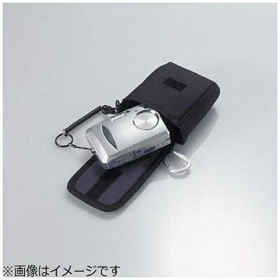 エレコム デジタルカメラケース DGB-023BK(1コ入)