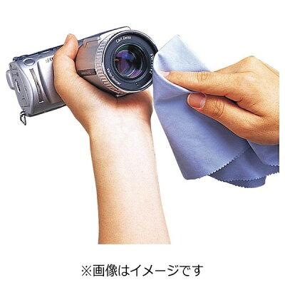 エレコム クリーニングクロス Mサイズ DGK-003BU(1枚入)