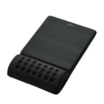 エレコム リストレスト付マウスパッド COMFY ブラック MP-096BK(1コ入)