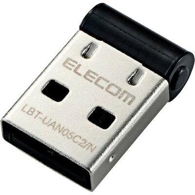 エレコム Bluetooth4.0 USBアダプター Class2 LBT-UAN05C2/N