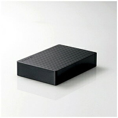 ELECOM Seagate 外付けハードディスクExpansion SGD-NY030UBK
