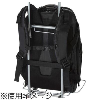 エレコム GRAPH GEAR NEO プロカメラバックパック ブラック DGB-P01BK(1コ)
