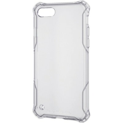 エレコム iPhone8用ゼロショック/スタンダード/インビジブル クリア PM-A17MZEROTCR(1コ入)
